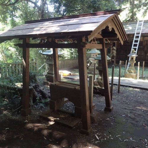 所沢市 神社 修繕工事